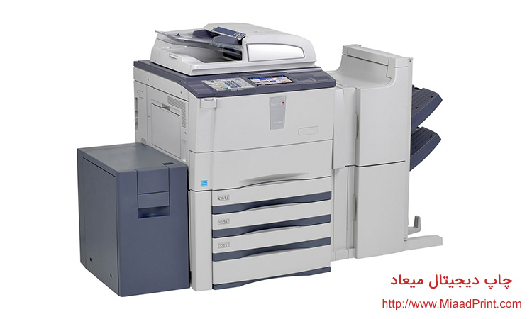 چاپ دیجیتال (پرینت ) سیاه و سفید